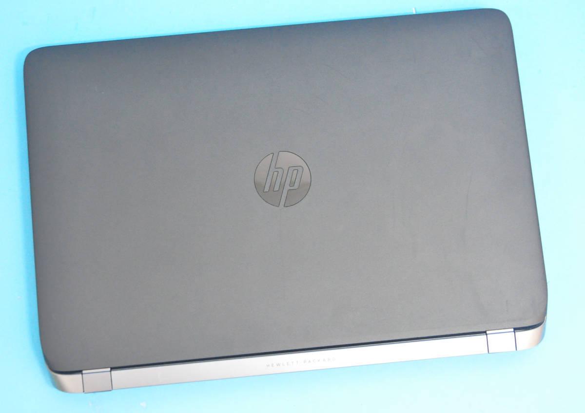 ♪ 良品 上位モデル ProBook 450 G2 ♪ 高速SSD !! 大画面15.6 Corei3 5010U / メモリ8GB / 新品SSD 128GB / カメラ / Office2019 / Win10_画像3
