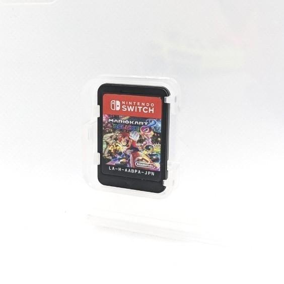 マリオカート8 デラックス Nintendo Switch ニンテンドースイッチ パッケージ紙なし