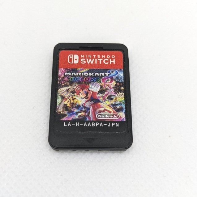 マリオカート8デラックス Nintendo Switch ニンテンドースイッチ ソフトのみ