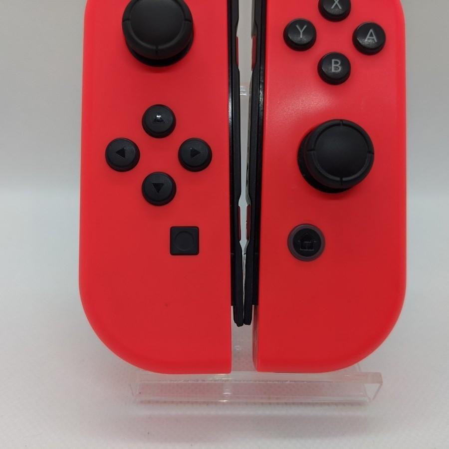 Nintendo Switch ジョイコン ネオンレッド ニンテンドースイッチ Joy-Con 純正