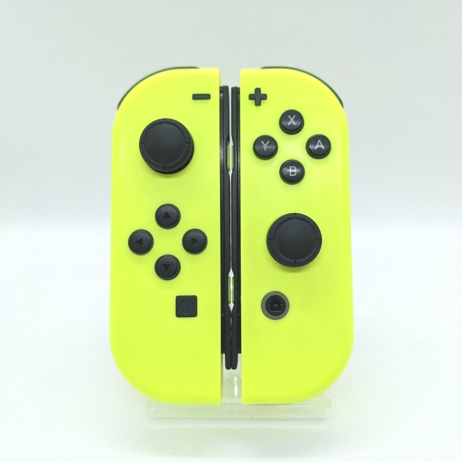Nintendo Switch ジョイコン ニンテンドースイッチ Joy-Con ネオンイエロー 純正