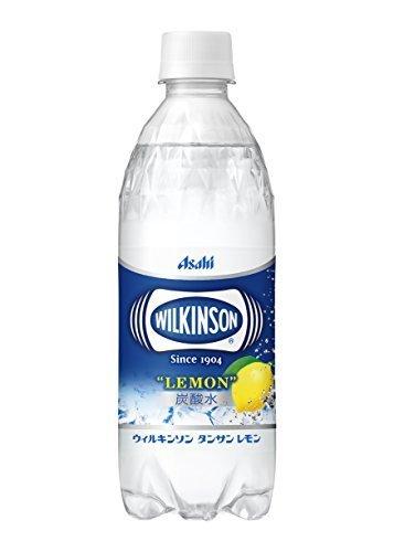 新品500ml×24本 ウィルキンソン タンサン レモン 炭酸水 アサヒ飲料 500ml×24本4G0A_画像1