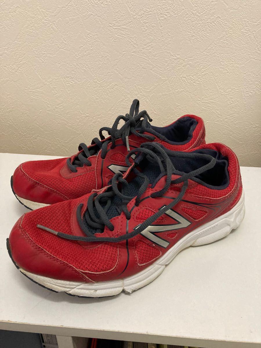 ニューバランス adidas ランニングシューズ 26cm 2足セット