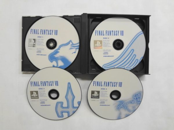 PS21-006 ソニー sony プレイステーション PS 1 プレステ ファイナルファンタジーⅧ 8 スクエア レトロ ゲーム ソフト