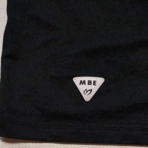 美品正規品 マスターバニー パーリーゲイツ サイズ4 Tシャツ ブラック MBEX トレーニングウエア 送料無料_画像8