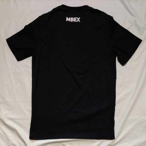 美品正規品 マスターバニー パーリーゲイツ サイズ4 Tシャツ ブラック MBEX トレーニングウエア 送料無料_画像5