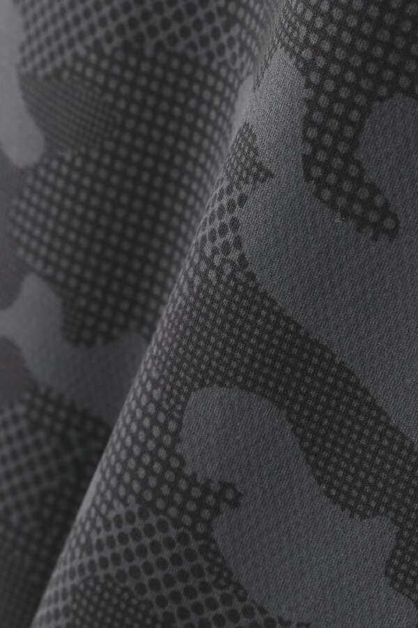 新品正規品 マスターバニー パーリーゲイツ サイズ3 プライムフレックス 高機能 ポロシャツ カモフラ 21モデル シワになりにくい_画像3