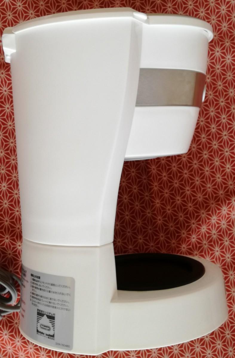 Delonghi デロンギドリップコーヒーメーカー ICM14011 J-W