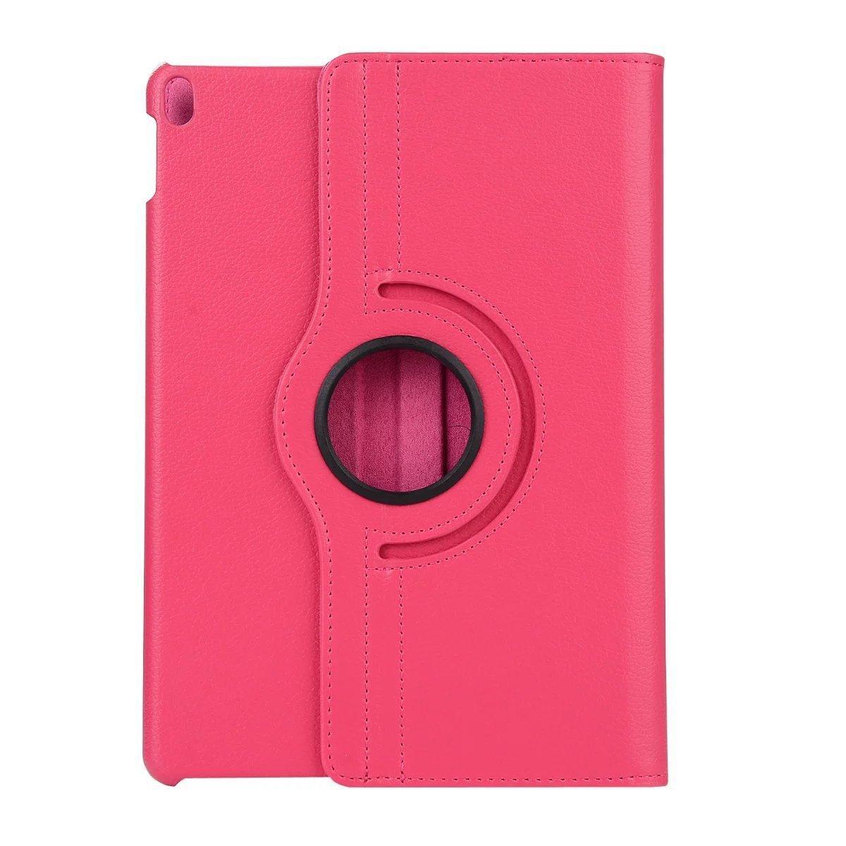 iPad mini4 2019年型 ケース (ピンク色) mini5 合革レザー mini4 360回転 スタンドケース 耐衝撃多角度 シンプル アイパッド保護カバー_画像2