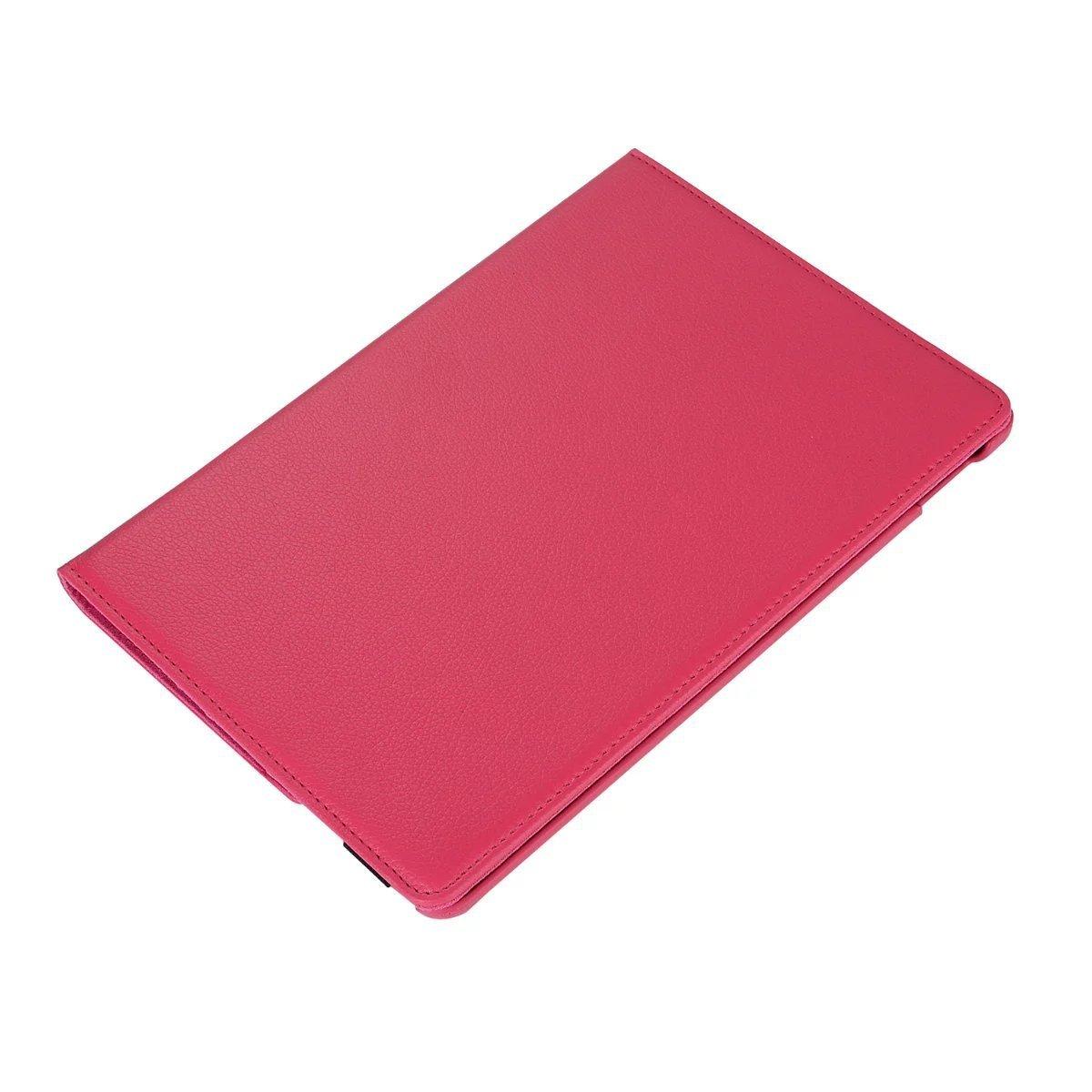 iPad mini4 2019年型 ケース (ピンク色) mini5 合革レザー mini4 360回転 スタンドケース 耐衝撃多角度 シンプル アイパッド保護カバー_画像5