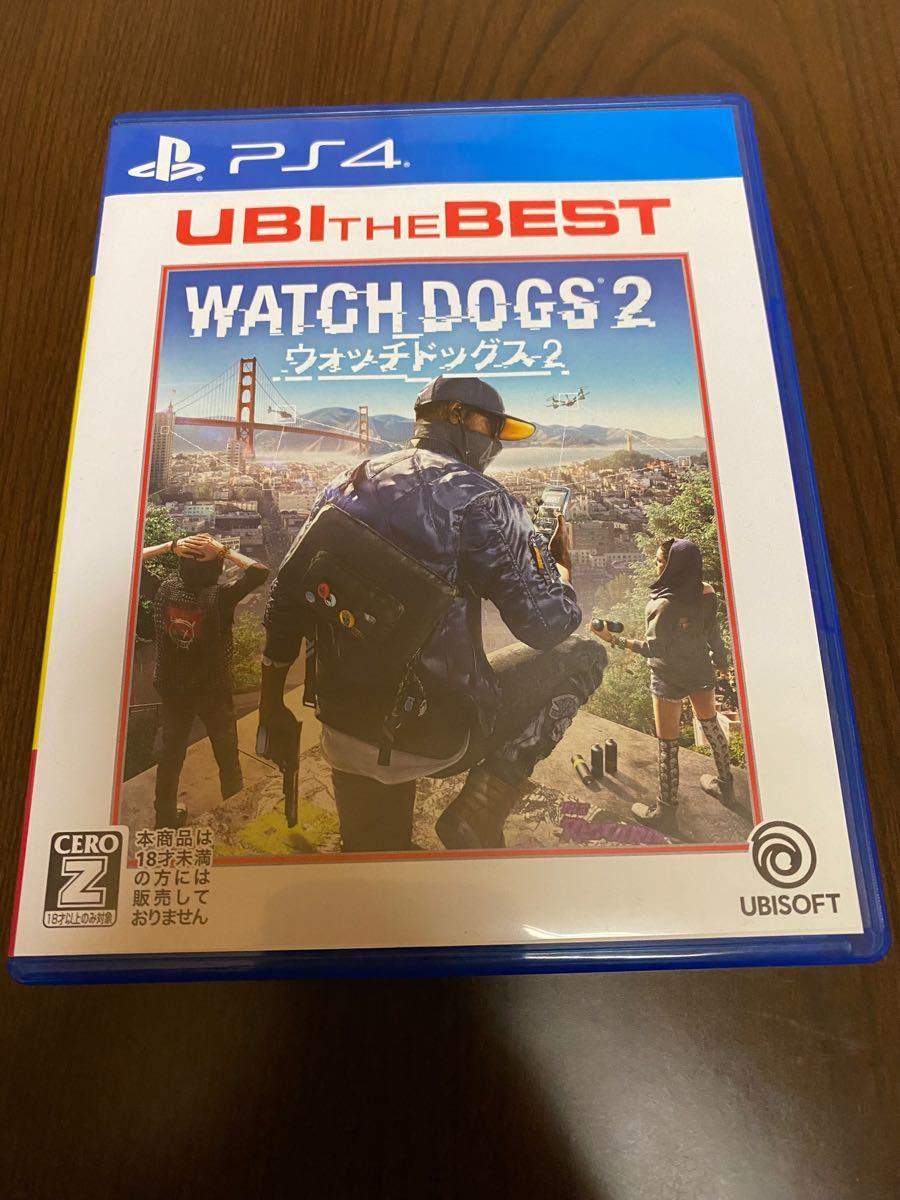 WATCHDOGS2 ウォッチドッグス2 PS4