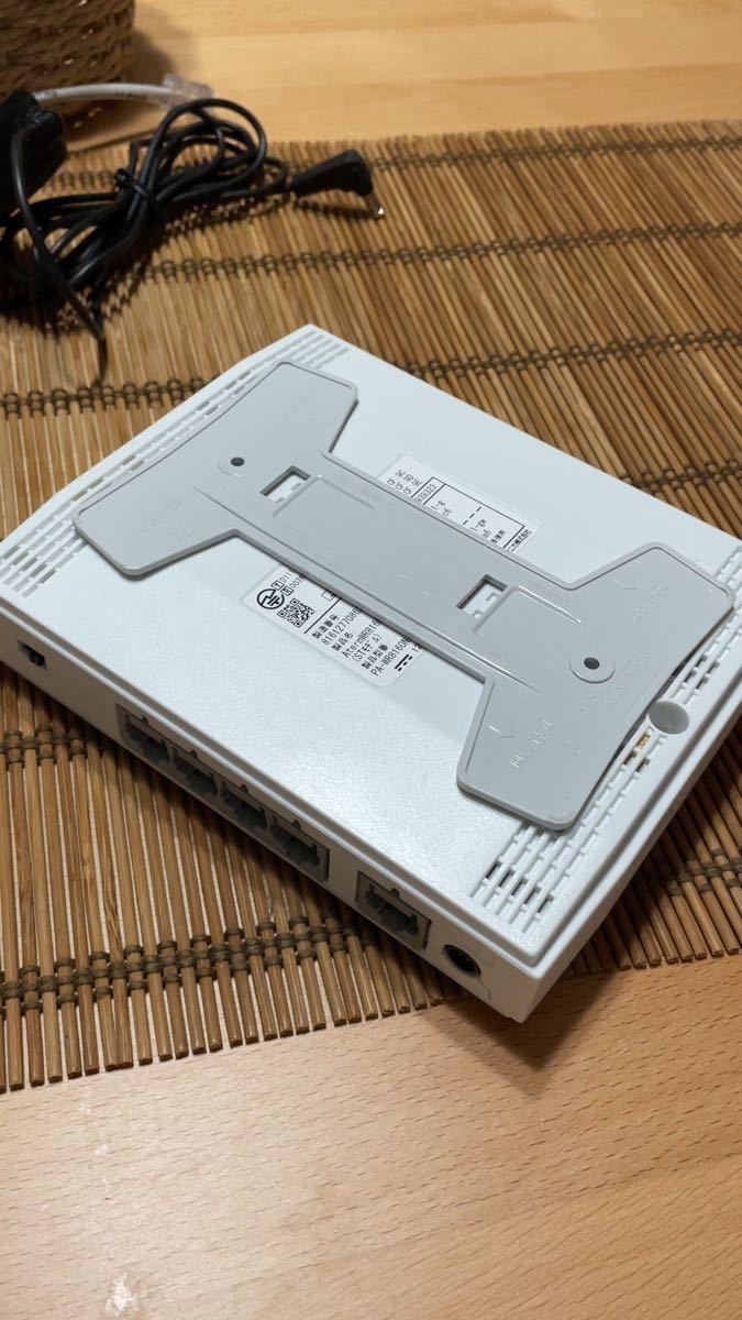 NEC無線ルータ Aterm WR8160N STモデル