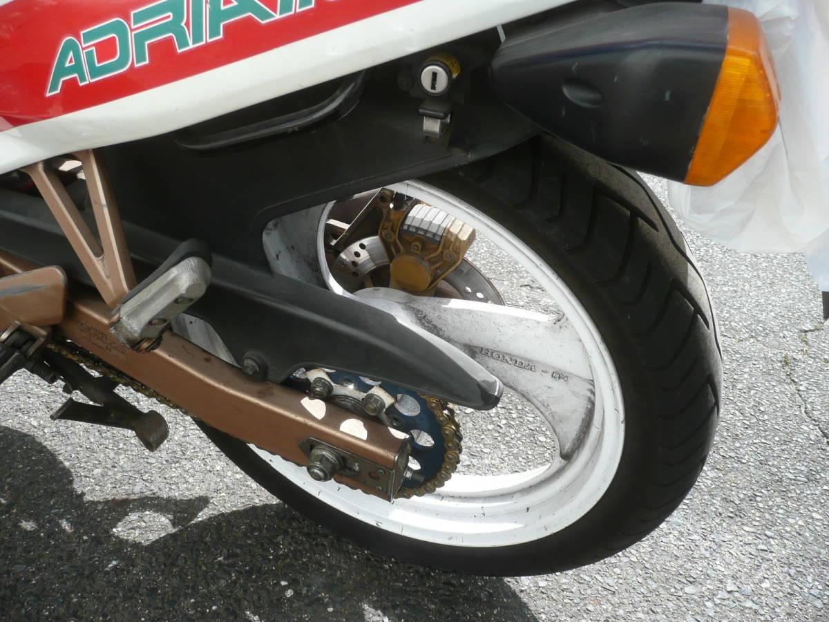 「イタリアホンダ NSR125」の画像3