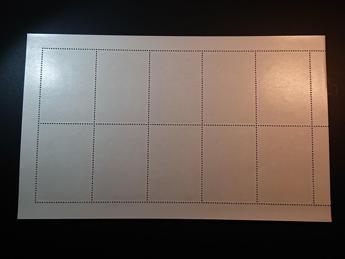 切手趣味週間 シート  ビードロ娘・伊勢・千姫    3シート