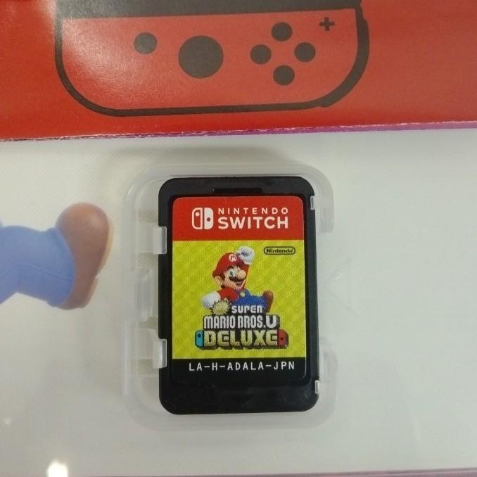 NewスーパーマリオブラザーズU ☆中古品☆Nintendo Switch ニンテンドースイッチソフト