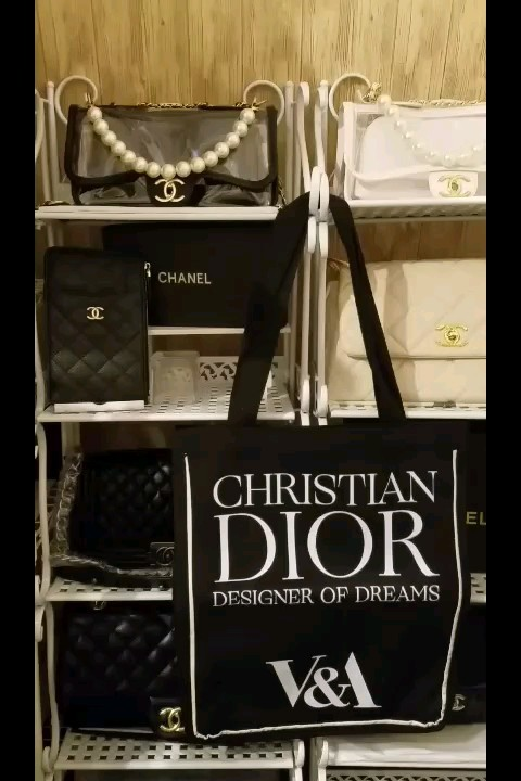 ◆ Dior ◆ ディオール ◆ 美術 ◆ノベルティトートバッグ ◆
