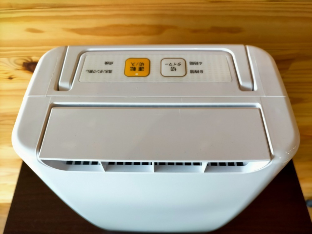 美品◎アイリスオーヤマ 除湿機 DDB-20 衣類乾燥 強力除湿 除湿器 タイマー付 静音設計 除湿量 2.0L 家電_画像2
