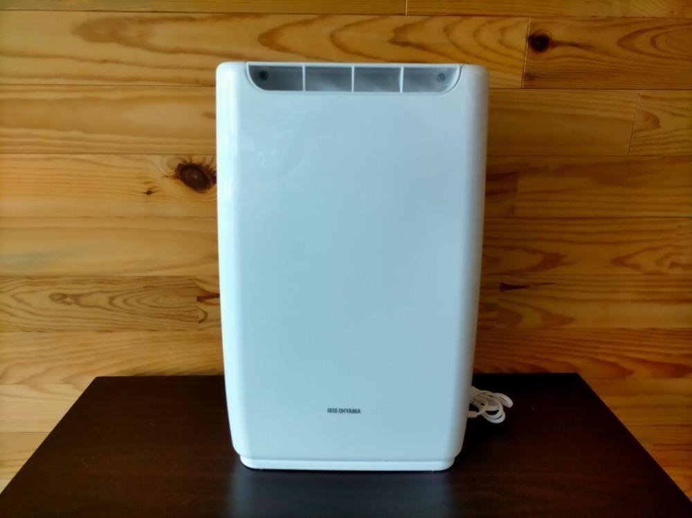 美品◎アイリスオーヤマ 除湿機 DDB-20 衣類乾燥 強力除湿 除湿器 タイマー付 静音設計 除湿量 2.0L 家電_画像1