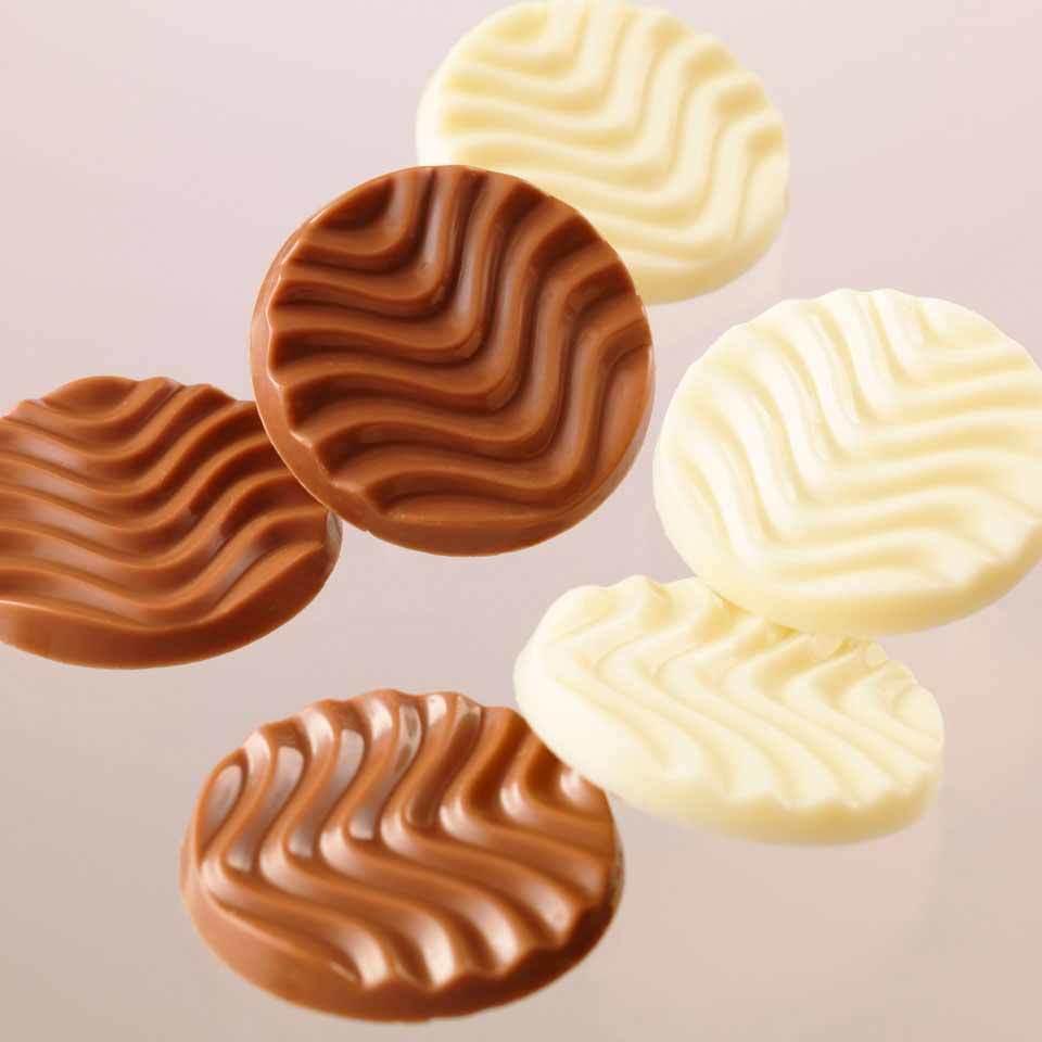 △ロイズ 【北海道銘菓】 ピュアチョコレート [クリーミーミルク&ホワイト] 他北海道お土産多数出品中 ROYCE'_画像2