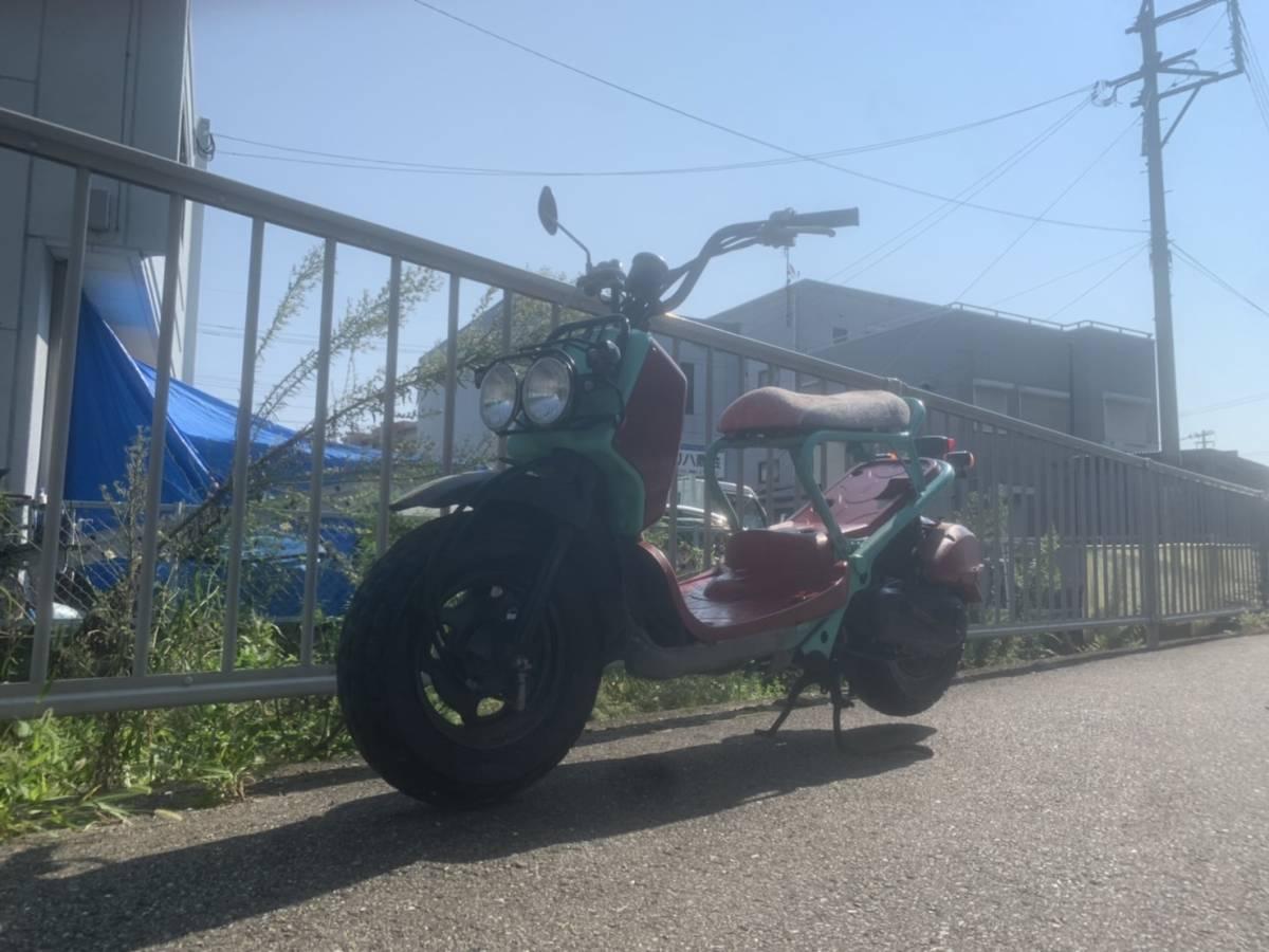 「博多区から ホンダ AF58 ズーマー ZOOMER レストア 売り切ります」の画像1