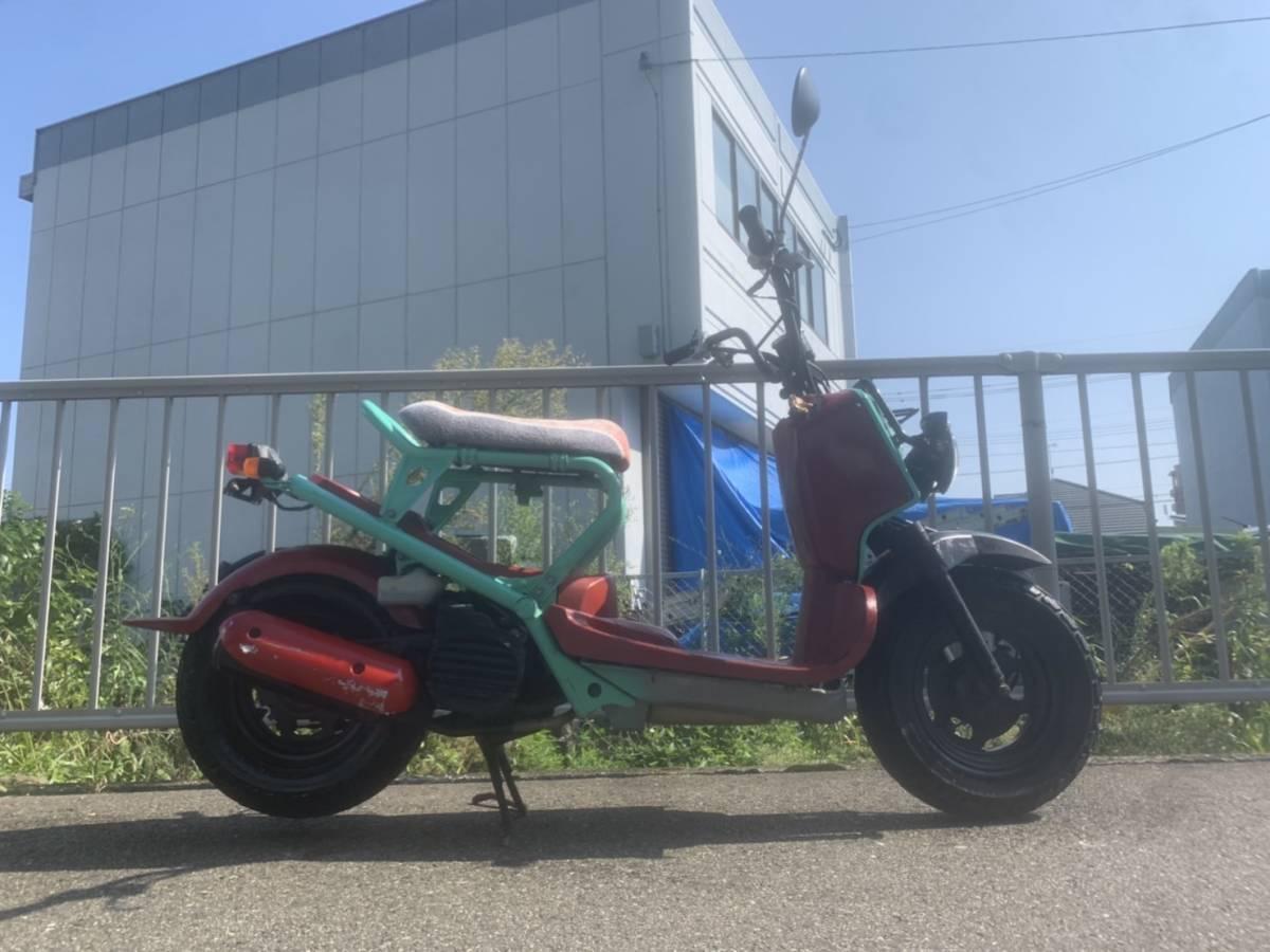 「博多区から ホンダ AF58 ズーマー ZOOMER レストア 売り切ります」の画像3