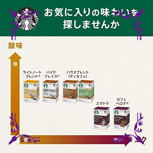 【送料無料】ネスレ スターバックス オリガミ パーソナルドリップコーヒー カフェベロナ *2箱_画像6