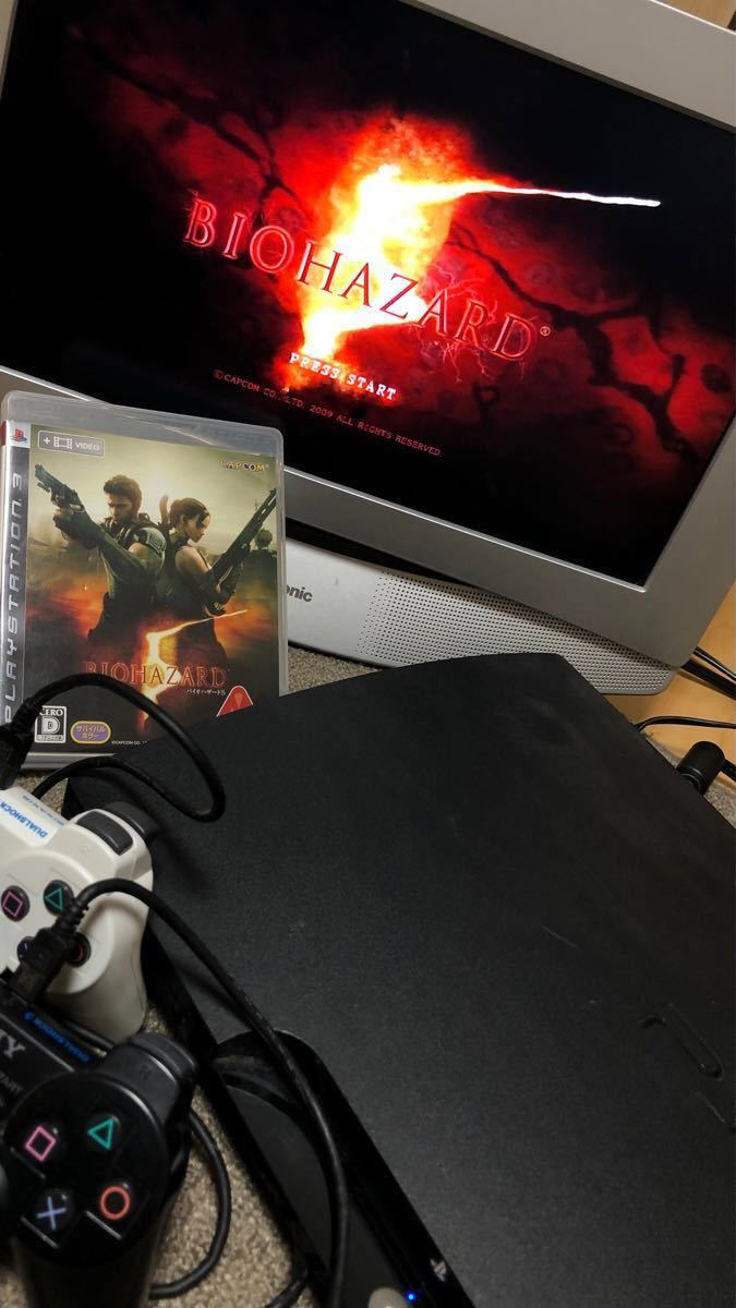 PlayStation3本体+PS3ソフト×3+トルネ+PS2ソフト×2