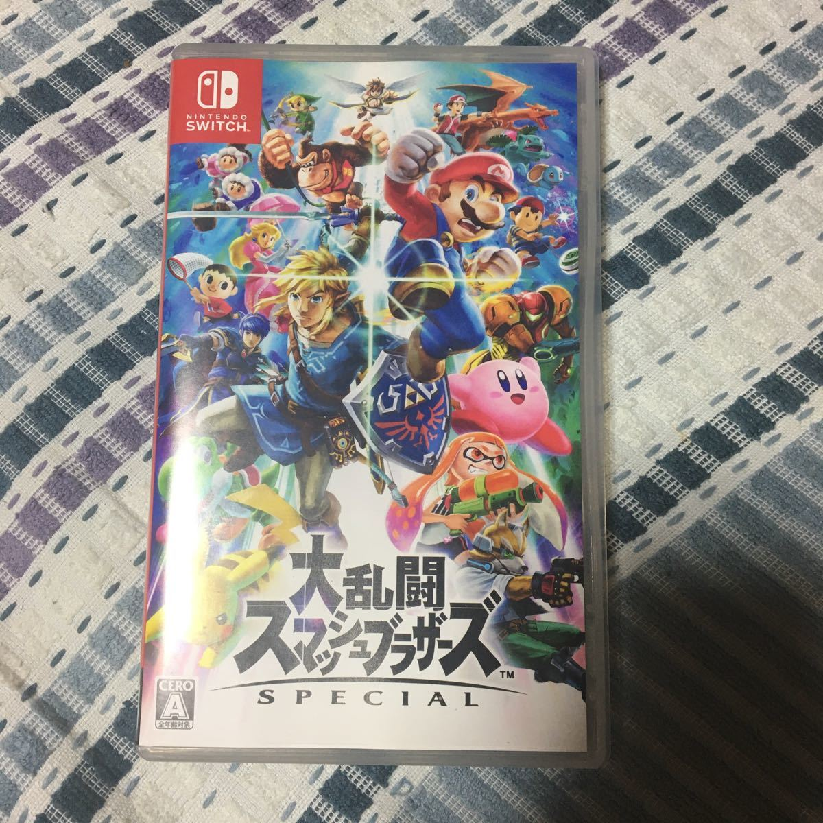 大乱闘スマッシュブラザーズSPECIAL  Nintendo Switch スイッチスマブラ Switch24時間以内に発送