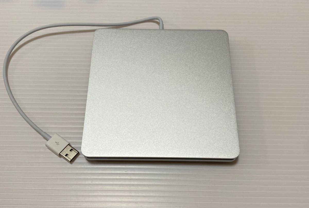 Apple SuperDrive スーパードライブ USB 外付けDVDドライブ
