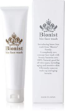 Bionist(ビオニスト) バイオフェイスウォッシュ 洗顔 美肌菌 乳酸菌 生産物質配合 60g 2ヶ月分 日本製 洗う 美容_画像1