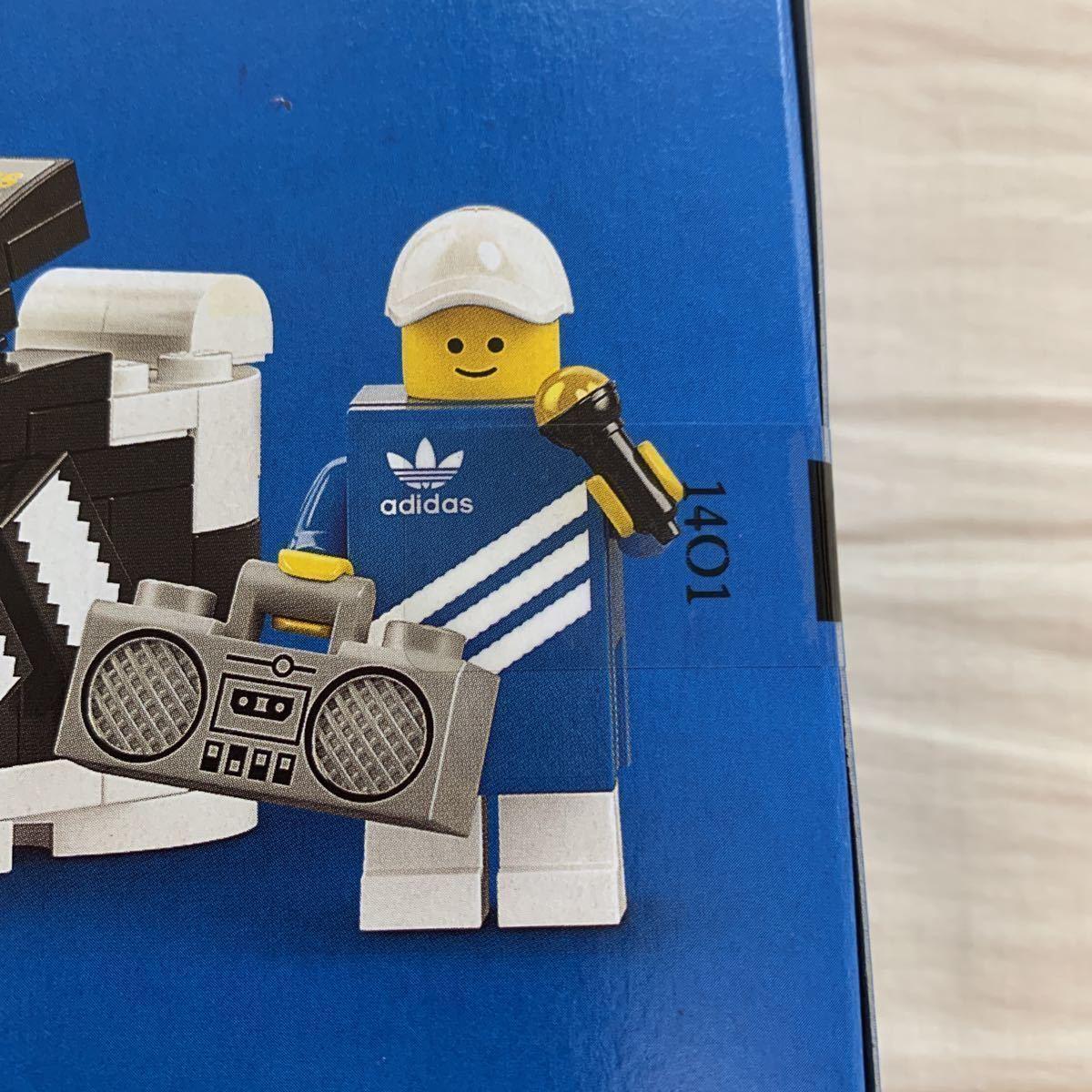 LEGO 40489 非売品 adidas アディダス ミニフィグ_画像4