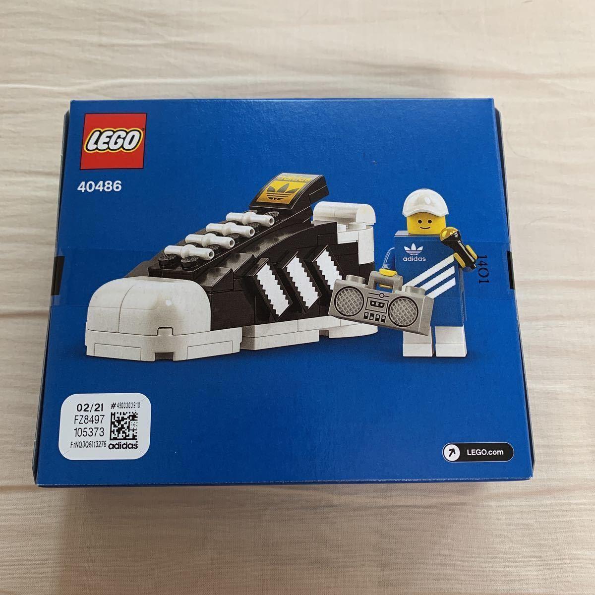 LEGO 40489 非売品 adidas アディダス ミニフィグ_画像1
