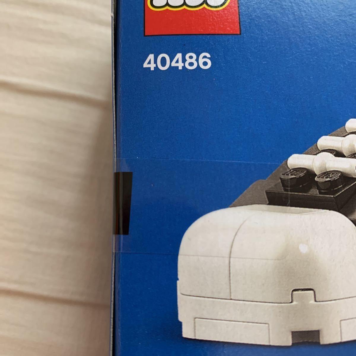 LEGO 40489 非売品 adidas アディダス ミニフィグ_画像3