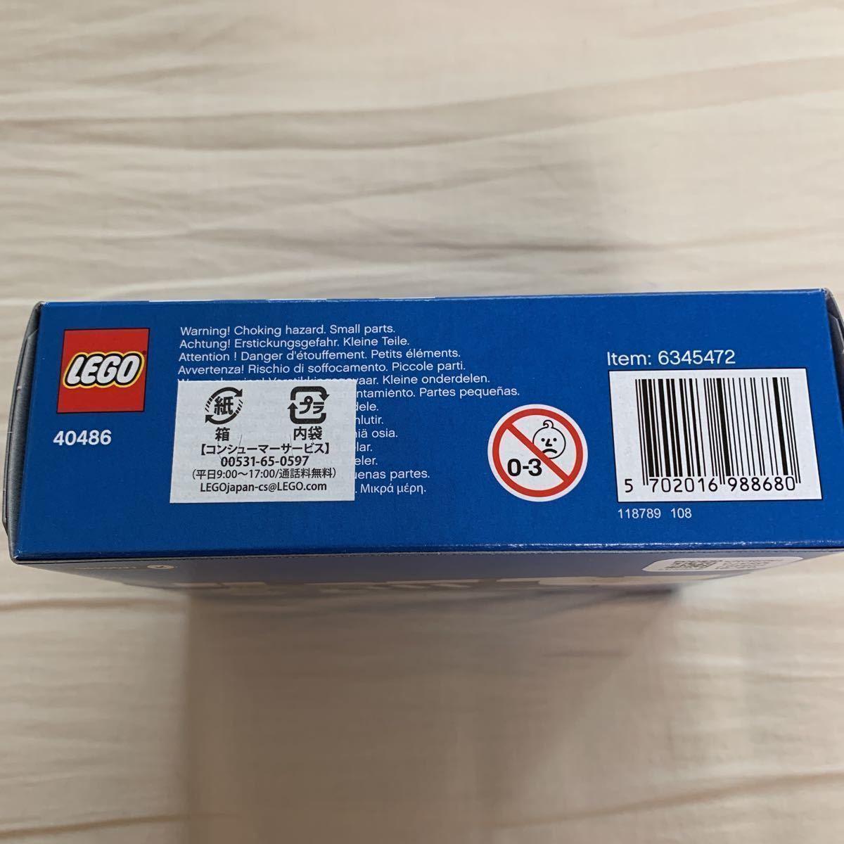 LEGO 40489 非売品 adidas アディダス ミニフィグ_画像5