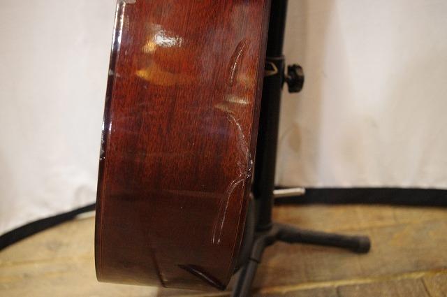 ☆YAMAHA ヤマハ G-150A クラシックギター 現状・ジャンク特価! g0j207_画像6