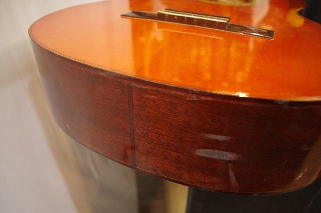 ☆YAMAHA ヤマハ G-150A クラシックギター 現状・ジャンク特価! g0j207_画像7