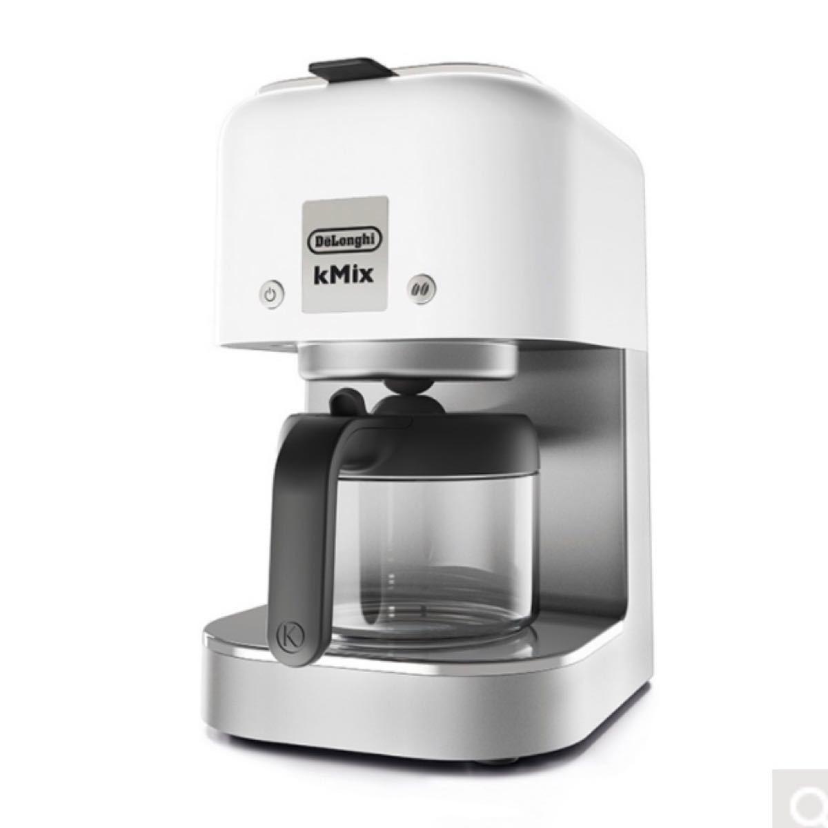 デロンギ kMixドリップコーヒーメーカー COX750J/GF