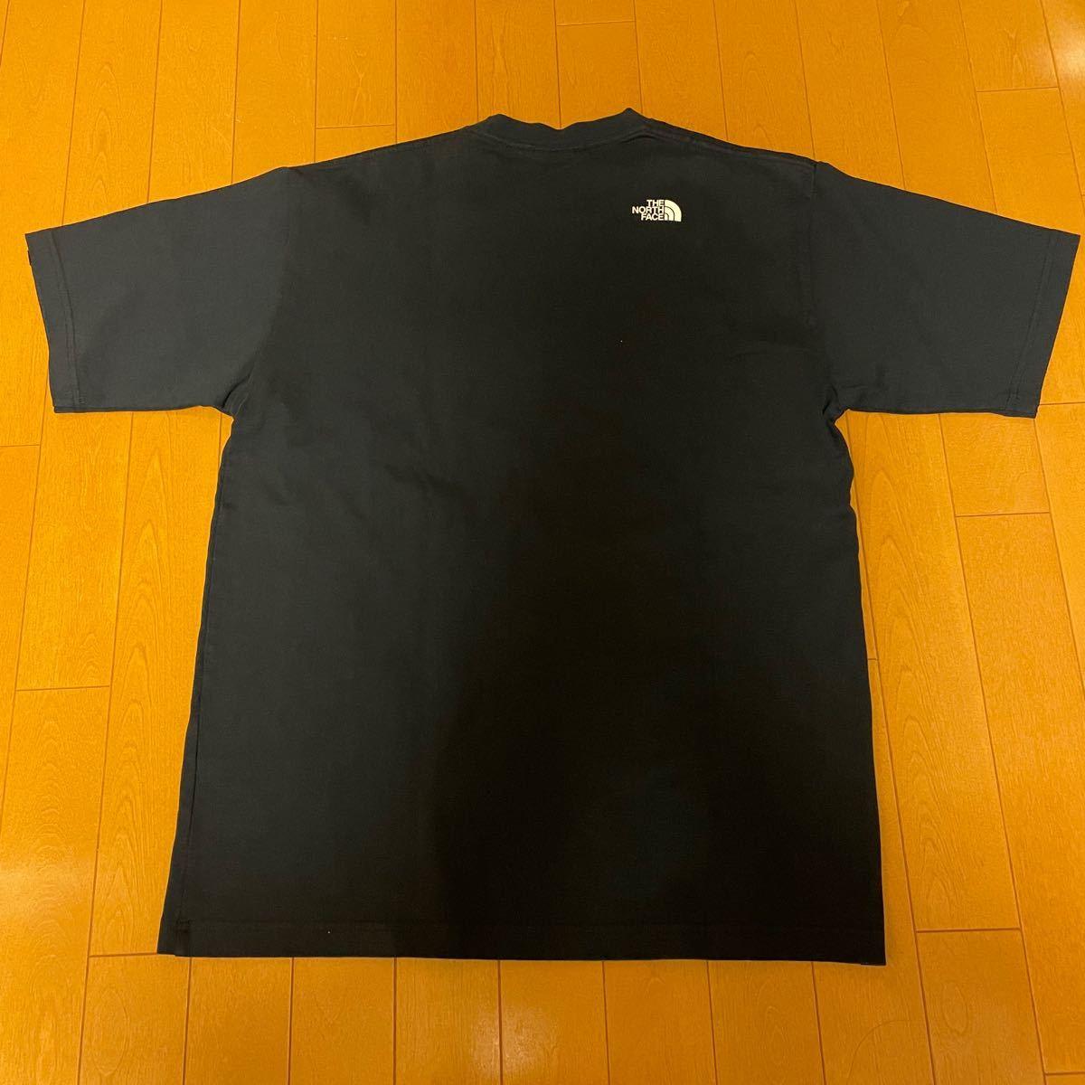 THE NORTH FACE  ロゴTシャツ  ザノースフェイス  Tee