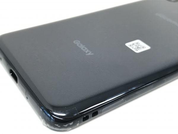 θ【Sランク/開封済未使用品】 SAMSUNG docomo 【SIMロック解除済み】 Galaxy A21 ブラック 3GB 64GB SC-42A 箱/付属品 S87430759189_画像5