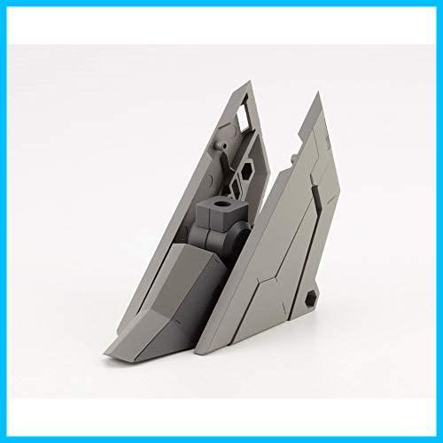 M.S.G モデリングサポートグッズ メカサプライ17 エクスアーマーD 全長約86mm NONスケール プラモデル_画像6