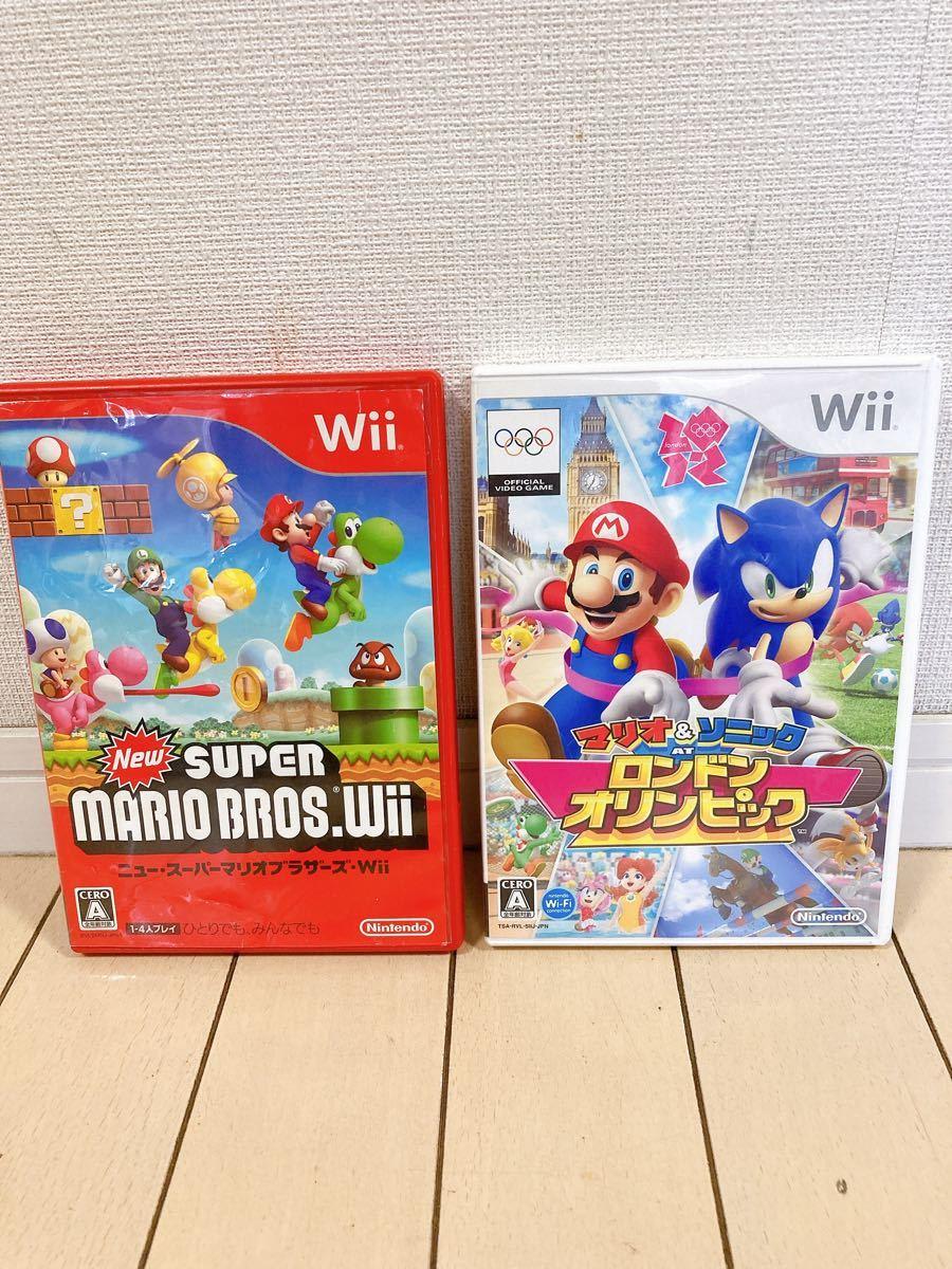 New スーパーマリオブラザーズ Wii  &  ロンドンオリンピック