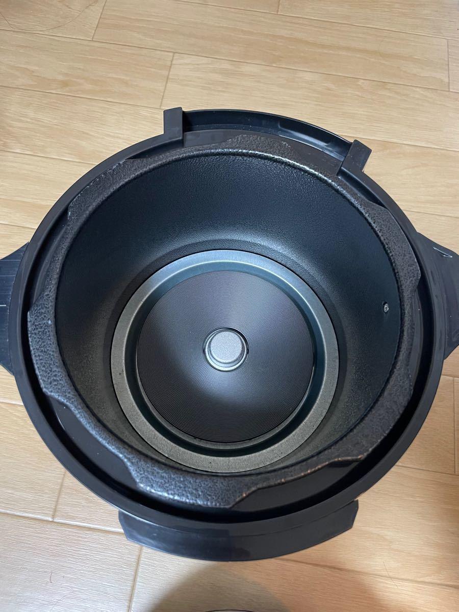 圧力料理の時短に!プレッシャーキングプロ 電気圧力鍋