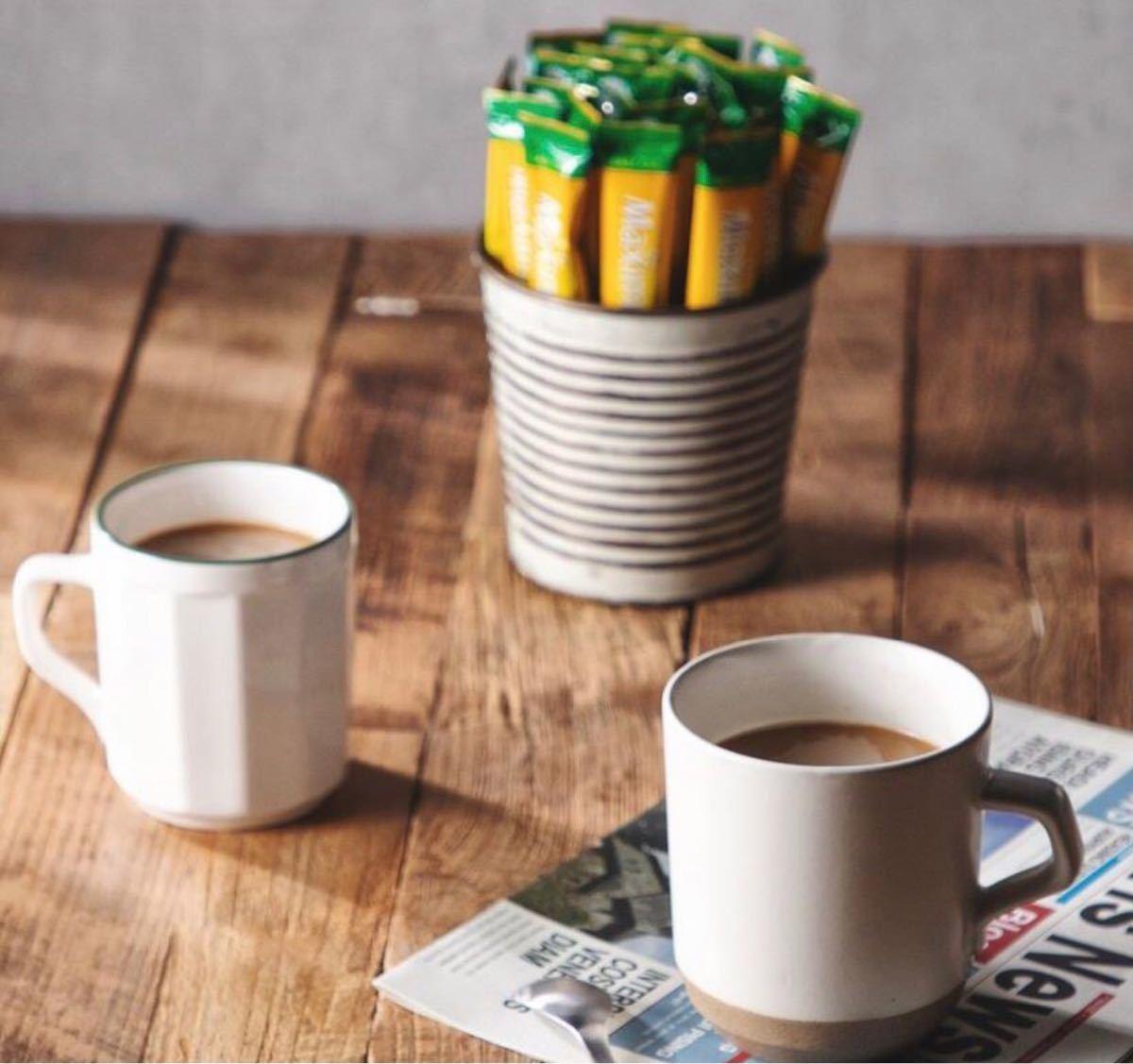 韓国マキシム Maxim モカゴールドコーヒーミックス 50本  スティックコーヒー