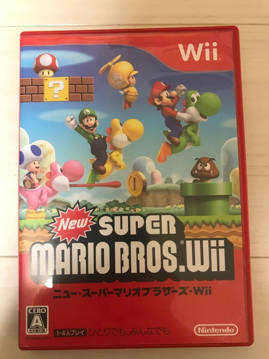 NewスーパーマリオブラザーズU Wiiソフト