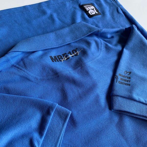 【新品・正規品】マスターバニーエディションbyパーリーゲイツ メンズ(サイズ6 )【10周年記念限定モデル】半袖ポロシャツMZ_画像5