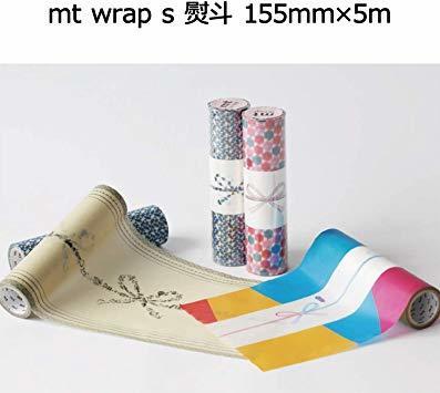 熨斗 kikko 155mm幅 カモ井加工紙 包装紙 mt wrap s 熨斗 kikko 155mm×5m_画像6