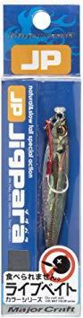#83ライブ金アジ 20g メジャークラフト メタルジグ ジグパラ ライブベイトカラー JPS-20L 20g_画像2