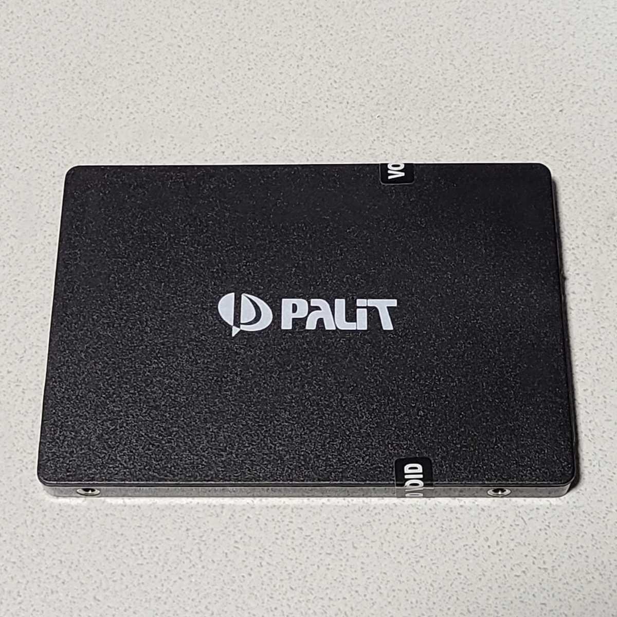 PALIT UVS-SSD240 240GB SATA SSD 正常品 2.5インチ内蔵SSD フォーマット済み PCパーツ 動作確認済み 250GB 256GB