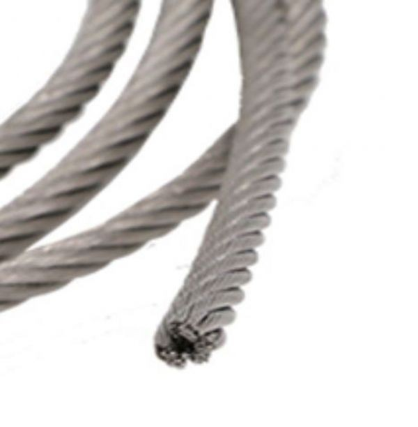 ステンレスワイヤー 1.2mm X30m ワイヤーロープ スチールワイヤー ワイヤー SUS304 錆びにくい 18-8ステンレス_画像4