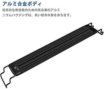 45-65CM 熱帯魚ライト LEDアクアリウムライトフィッシュタンクライト超高輝度 水槽ライト 水槽照明 観賞魚飼育 水草育成_画像4